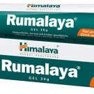Himalaya Rumalaya Gel 30gm Pack of 2, Relieves Joint and Bone Pains