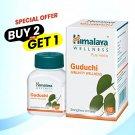 Himalaya Pure Herbs Guduchi Immunity Wellness 60 Tablet,Buy 2 Get 1 Free