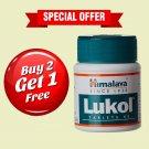 Himalaya Lukol Tablets 60 Count,Buy 2 Get 1 Free  Pelvic Inflammatory Disease