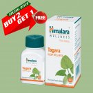 Himalaya Pure Herbs Tagara Sleep Wellness 60 Tablet, Buy 2 Get 1 Free