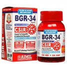 Aimil Carbohydrate Metaboliser BGR-34 Tablets 100 Counts