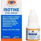 Isotine Eye Drops 10ml Pack of 3 for Cataract
