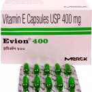 Vitamin E 400 mg Capsules For Face Hair Acne Nails10 Capsules Pack of 5