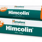 Himalaya Himcolin Gel 30 g Pack of 8 With DHL Express Shipping