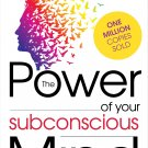 The Power of your Subconscious Mind Paperback – 1 December 2015