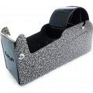 2 Inch /48mm All Metallic Tape Dispenser Tabletop/Desktop - Heavy Duty
