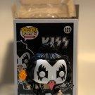 The Demon Kiss Funko Pop Rocks Vinyl Figure #121