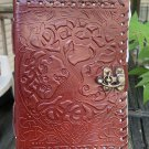 Tree of Life Handmade Leather Bound Journal