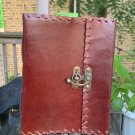 Plain Cover Handmade Leather Bound Journal