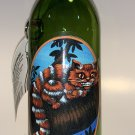 Cheshire Cat Incense Burner Bottle