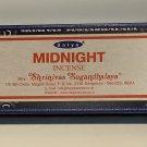 Satya Midnight Incense Sticks 100 Gram Box