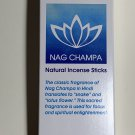 Gonesh Natural Incense Sticks - Nag Champa