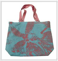 Ladies Canvas Casual Bag (Price quoted in Malaysia Ringgit & US Dollars)