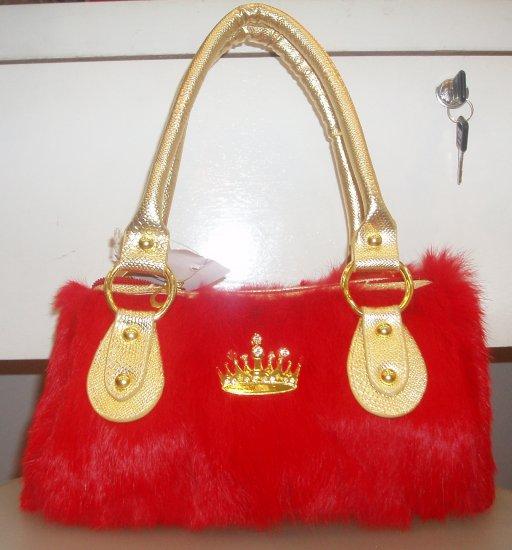 Ladies Fur Bag (Price quoted in Malaysia Ringgit & US Dollars)