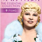Mae West: The Essential Collection DVD Box Set - Classic, bawdy, seductive and witty!