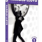 The Harold Lloyd Comedy Collection Vol. 1 DVD Set - 2 DVDs!