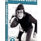 The Harold Lloyd Comedy Collection Vol. 2 DVD Set - 2 DVDs!