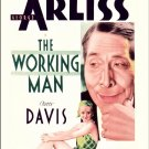 The Working Man - George Arliss, Bette Davis DVD - The Archive Collection!