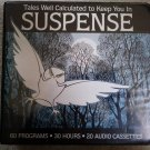 Tales Well Calculated to Keep You In Suspense Audio, Cassettes – June, 1997 by Radio Spirits!