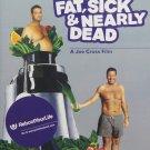 Fat, Sick & Nearly Dead DVD - Joe Cross - Factory Sealed!