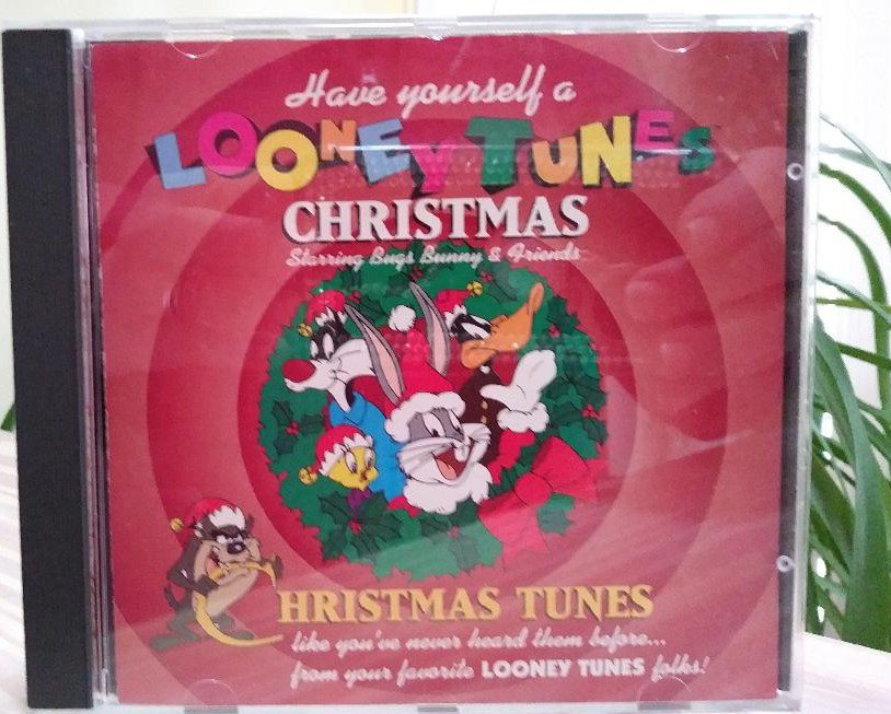 Have Yourself a Looney Tunes Christmas CD-featuring voices of your favorite Looney Tunes characters!