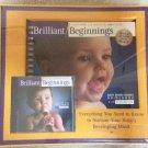 Brilliant Beginnings Baby Brain Basics Guidebook Birth to 12 M-Nurture Your Baby's Developing Mind!