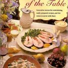 Florence Fabricant's Pleasures of the Table: Innovative Menus for Entertaining Book - Sealed!