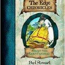 Edge Chronicles 3: Midnight Over Sanctaphrax Hardcover Book by Paul Stewart, Chris Riddell