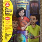 Summer Vacation 4th Grade: The Summer Activity Book to Help Your Child Succeed in School!