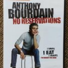 Anthony Bourdain: No Reservations - Collection 1 Box Set - 4 DVD's!