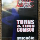 Live At Broadway Dance Center: Turns and Turn Combo with Michele Assaf DVD!
