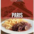 Williams-Sonoma: Paris - Music Celebrating The Flavors Of The World CD!