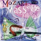 Mozart For Massage CD - Perfect for 60 minute massages!