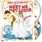Meet Me In St. Louis (Two-Disc Special Edition) DVD - Judy Garland!