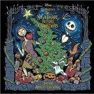 Disney Tim Burton's The Nightmare Before Christmas Pop-up Advent Calendar & Book!