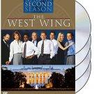 The West Wing: Season 2 Martin Sheen, Bradley Whitford, Thomas Schlamme DVD Set!