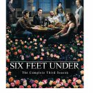 Six Feet Under - The Complete Third Season Frances Conroy, Peter Krause DVD Box Set!