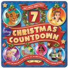 Disney Christmas Countdown Tin with Treasury Novelty Book by IglooBooks!