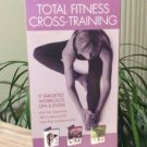 GAIAM Special DVD Collection Total Fitness Cross-Training - 9 Targeted Workouts on 4 DVDS!