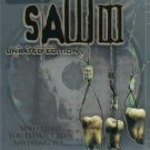 Saw III (Unrated Edition Uncut Version)  Widescreen DVD Tobin Bell, Shawnee Smith - Sealed!