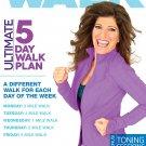 Leslie Sansone Just Walk: Ultimate 5 Day Walk Plan DVD - Sealed!