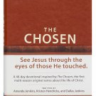 The Chosen: 40 Days with Jesus Impactful and Inspirational Devotional Book by Amanda Jenkins!