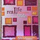 ZonderKidz NIV ReaLife Devotional Bible - The Only NIV Devotional Bible for Tweens!