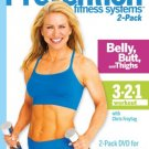 Prevention Fitness Systems: 2 Pack DVD Set - Belly, Butt and Thighs!