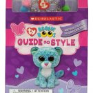 TY Beanie Boos GUIDE TO STYLE by Scholastic - Quizzes - Fill-Ins - Bracelet!