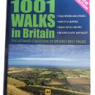 1001 Walks in Britain: The Ultimate Collection of Britain's Best Walks (AA Illustrated Ref) Book!