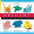 Origami Extravaganza! Folding Paper, a Book, and a Box: Origami Kit by Tuttle Publishing!