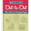Brain Games - Dot-to-Dot: More than 120 Amazing Puzzles book by Publications International Ltd.!