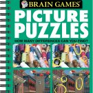 Brain Games - Picture Puzzles Vol. 2: How Many Differences Can You Find? by Publications Int'l Ltd.!