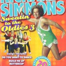 Richard Simmons: Sweatin' to the Oldies 3 DVD - Sealed!